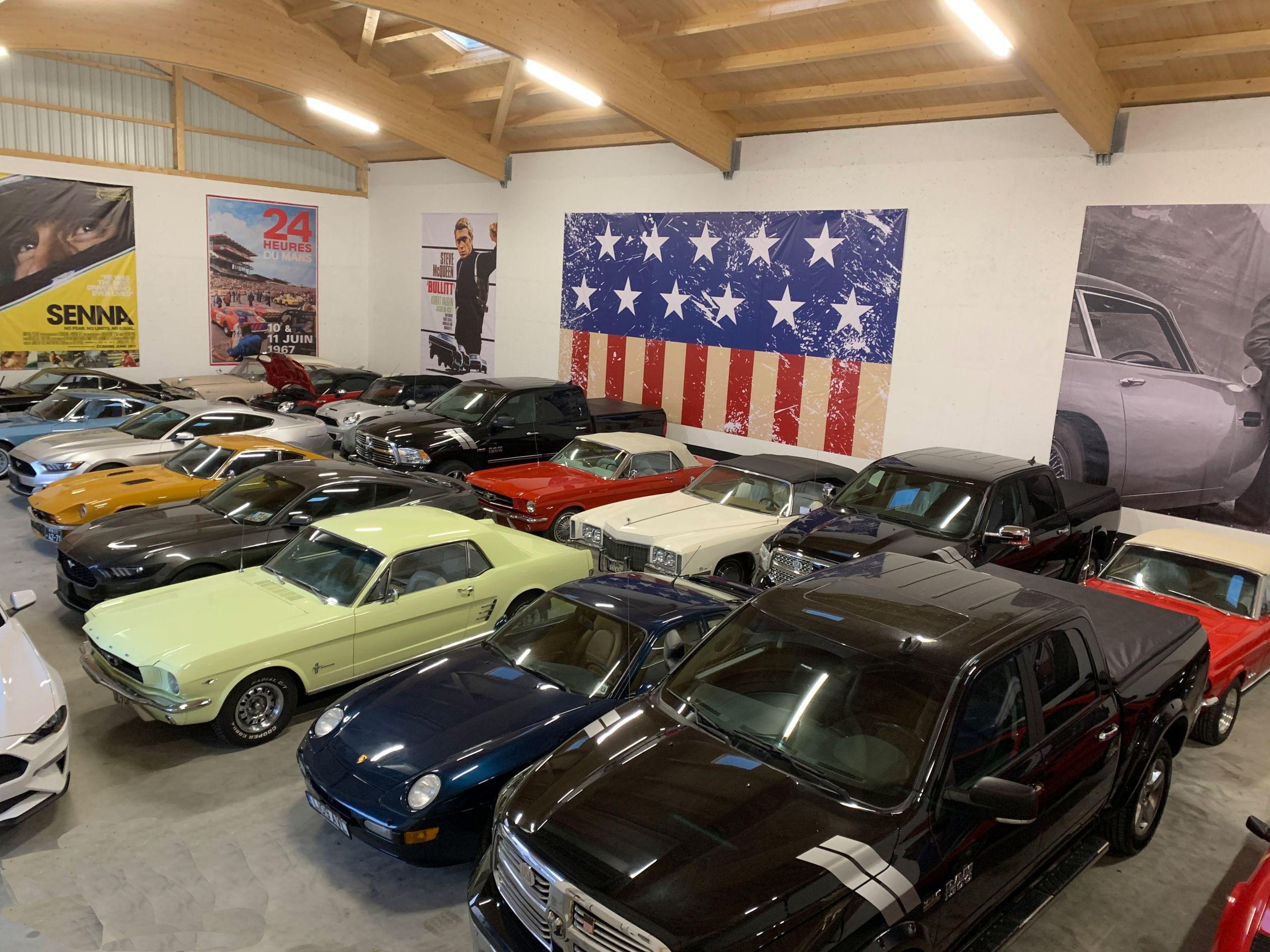 Bavariasportscars Showroom