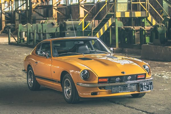 Datsun 280z Safari Gold Concours condition Wallpaper for sale Germany with high res image 5