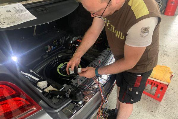 Umrüstung alle US Cars auf die europäische Standart in München