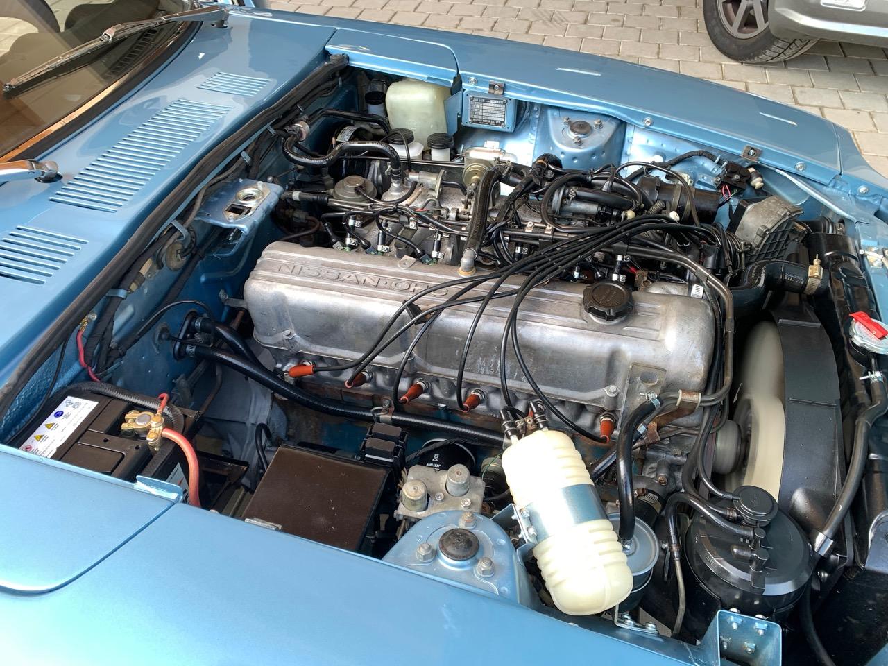 Datsun 280z Original Auto zu verkaufen Deutschland 9
