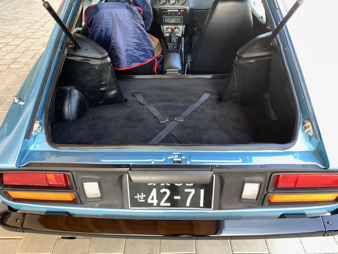 Datsun 280z Original Auto zu verkaufen Deutschland 4
