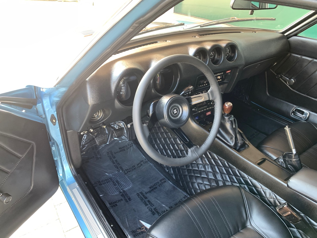 Datsun 280z Original Auto zu verkaufen 6