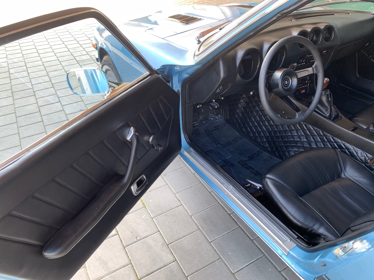 Datsun 280z Original Auto zu verkaufen