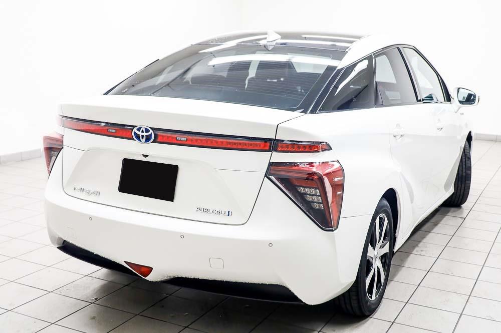 2016 Weiß Toyota Mirai Wasserstoff Brennstoffzelle PKW zu verkaufen Mit garantie scheckheftgepflegt 1 Hand