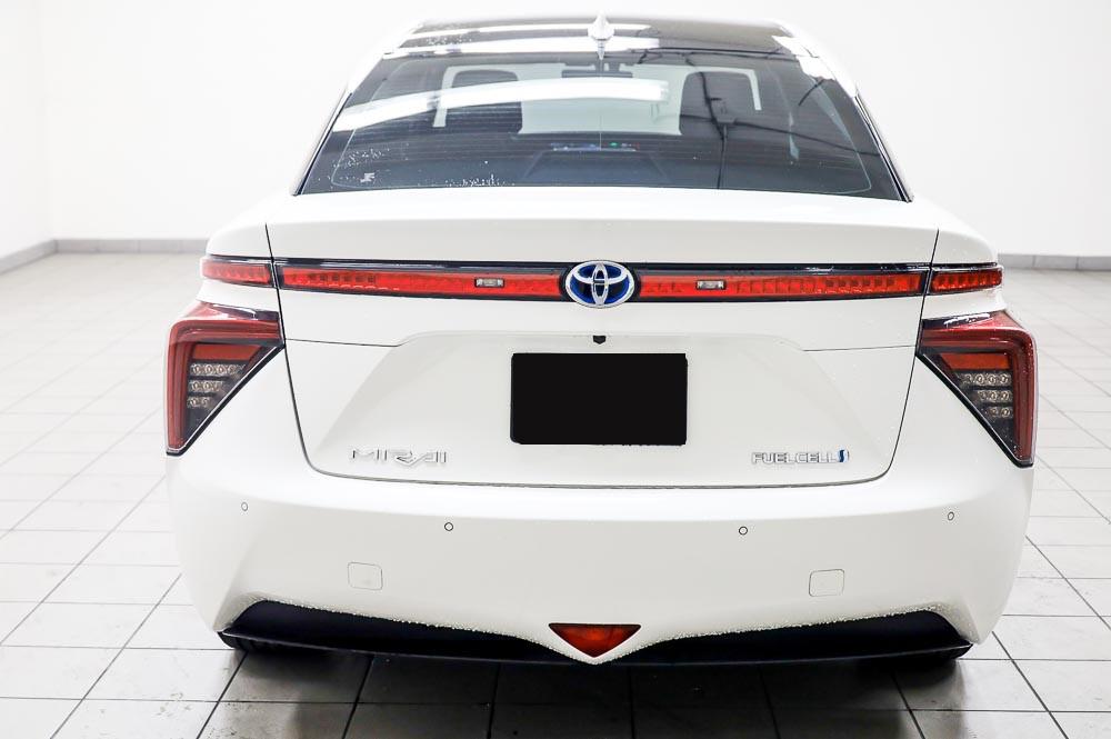 Weiß Wasserstoff Autos zu verkaufen