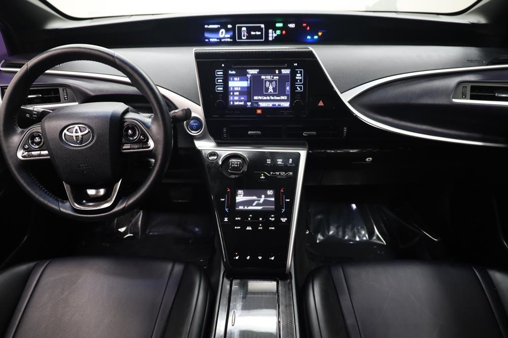 Toyota Mirai Brennstoffzelle PKW zu verkaufen Deutschland
