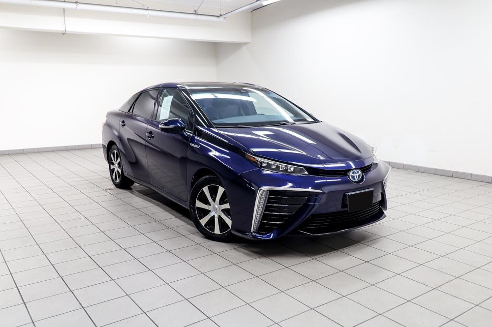 2016 Toyota Mirai Wasserstoff Brennstoffzelle PKW zu verkaufen