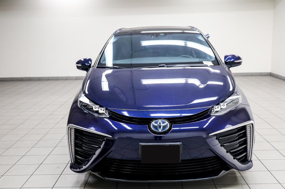 2016 Blau Toyota Mirai Wasserstoff Brennstoffzelle PKW zu verkaufen
