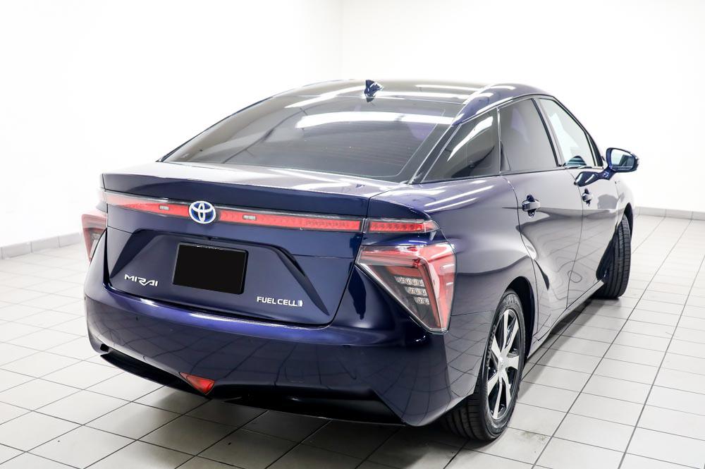 2016 Blau Toyota Mirai Wasserstoff Brennstoffzelle PKW zu verkaufen Schweiz