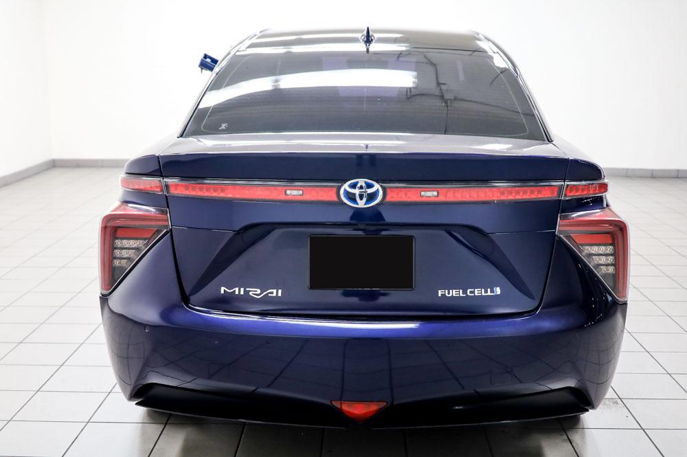 2016 Blau Toyota Mirai Wasserstoff Brennstoffzelle PKW zu verkaufen österreich