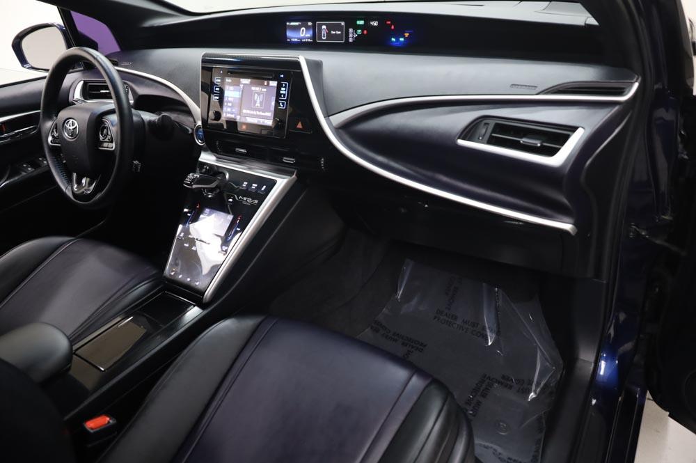 2016 Blau Toyota Mirai Wasserstoff Brennstoffzelle PKW zu verkaufen Mit garantie scheckheftgepflegt 1 Hand