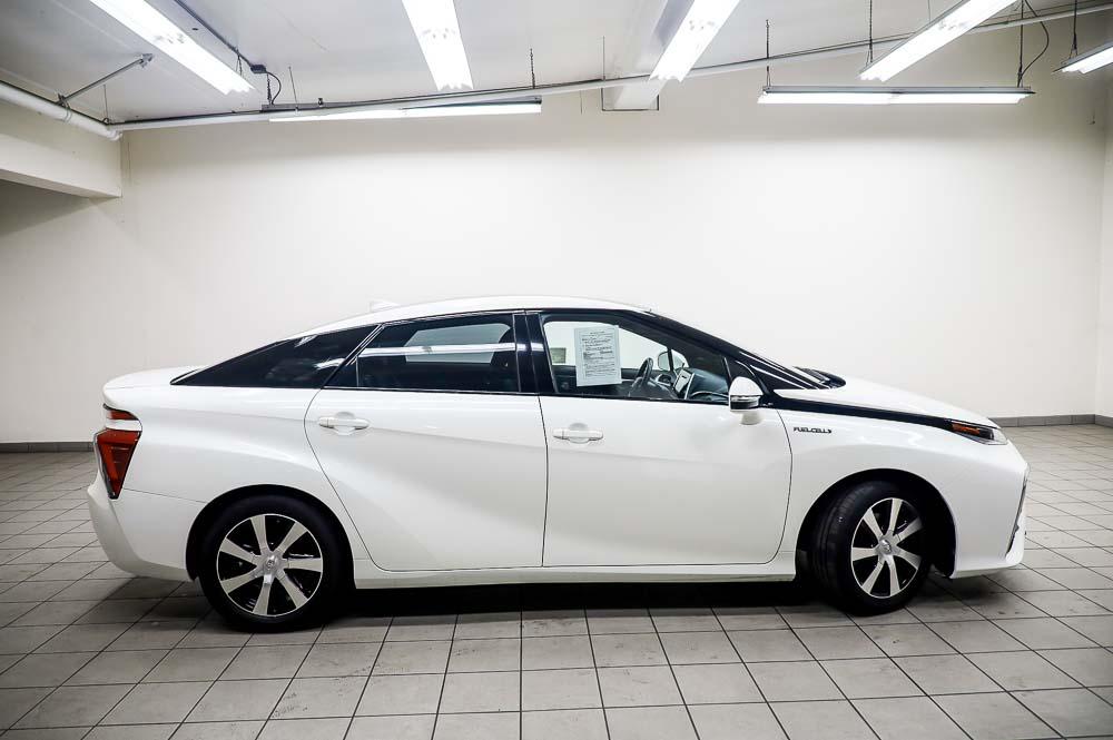 2016 Weiß Toyota Mirai Wasserstoff Brennstoffzelle PKW zu verkaufen 75000 km
