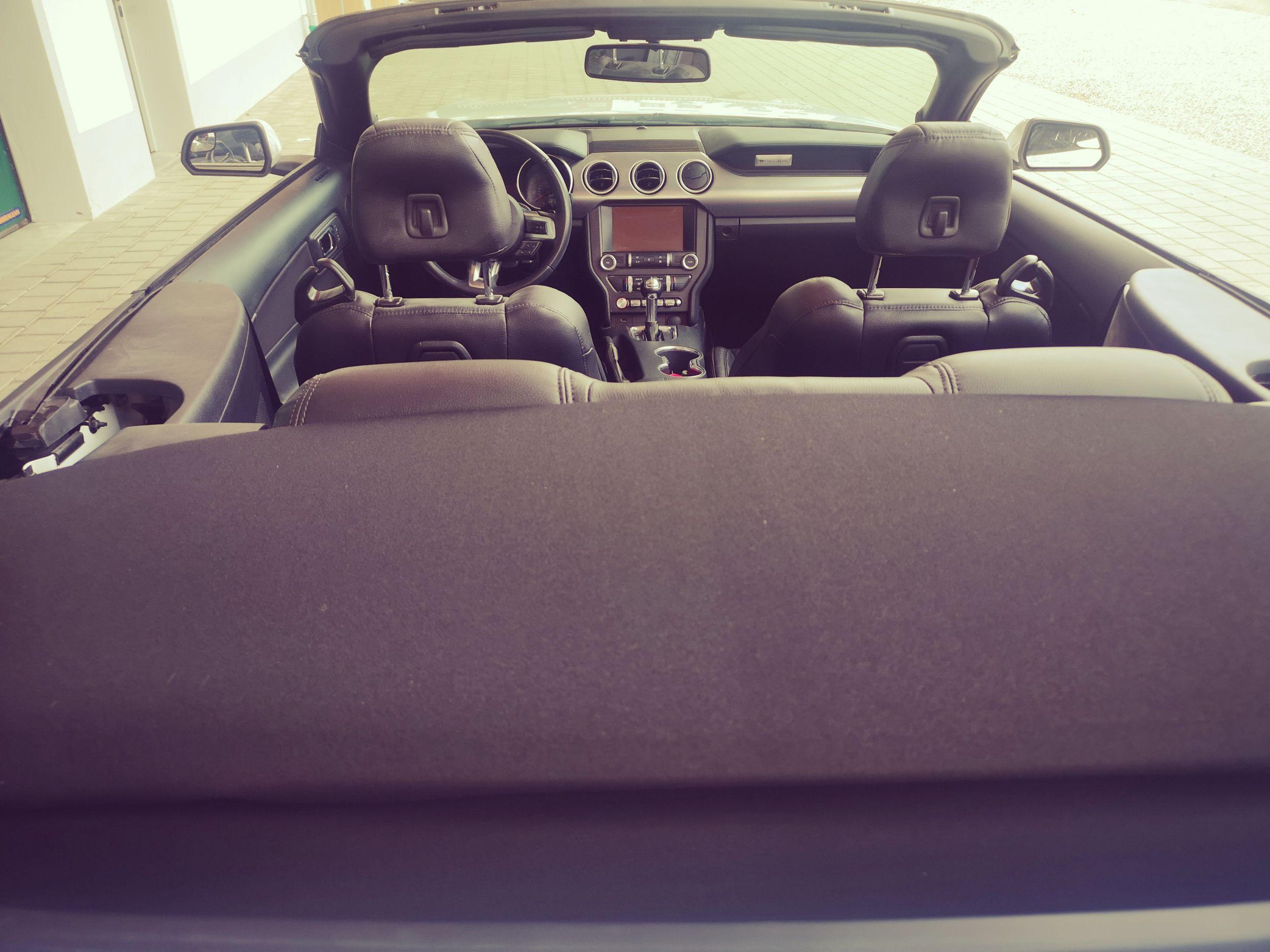 2019 Ford Mustang Auto Cabrio GT premium zu verkaufen mit leder