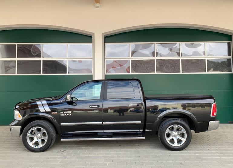 2017 Ram Dodge 1500 Laramie zu verkaufen – Top Zustand  30000km