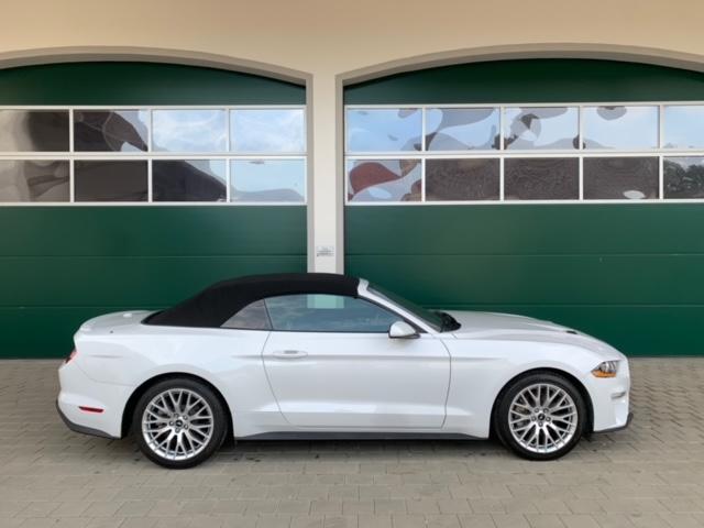 2019 Ford Mustang Convertible EcoBoost zu verkaufen
