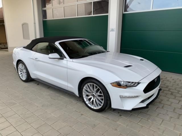2019 Ford Mustang Convertible EcoBoost zu verkaufen mit garantie