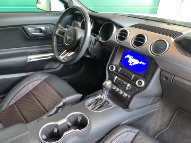 2019 Ford Mustang Convertible EcoBoost Automatik