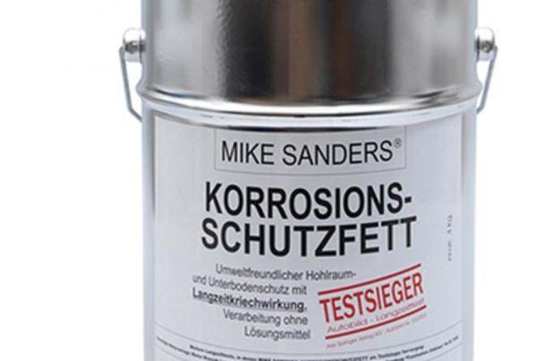 Mike sanders Hohlraum und Unterboden Fett