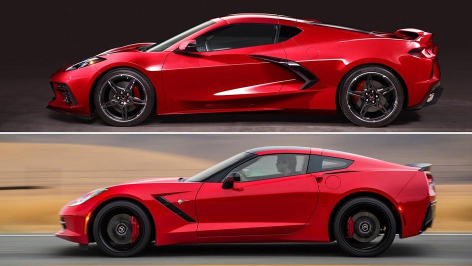 corvette c8 vergleich Corvette C7 Bavariasportscars