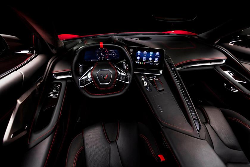 Vergleich Corvette C8 Innenleben Bavariasportscars
