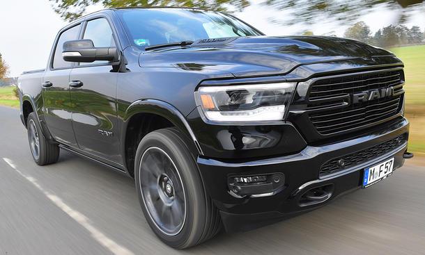 der neue Ram 1500 US Car Import