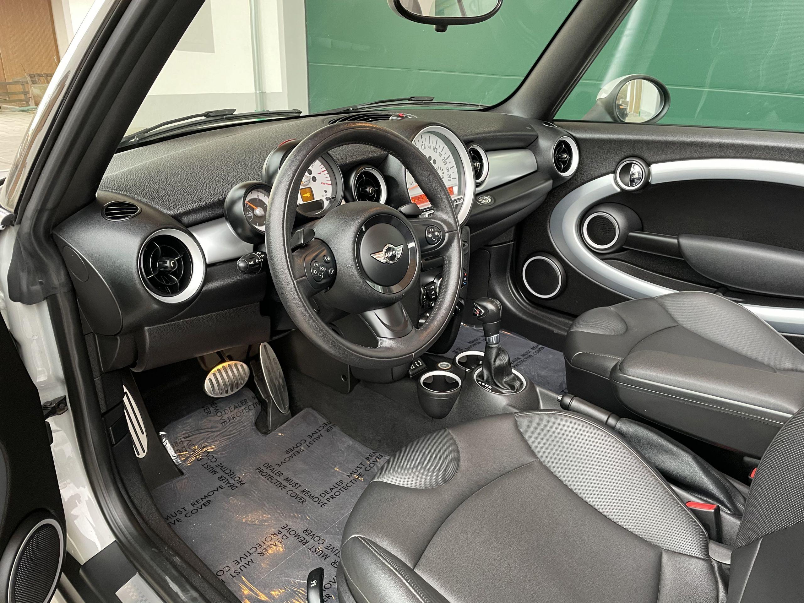 Verkauft Mini Cooper Cabriolet