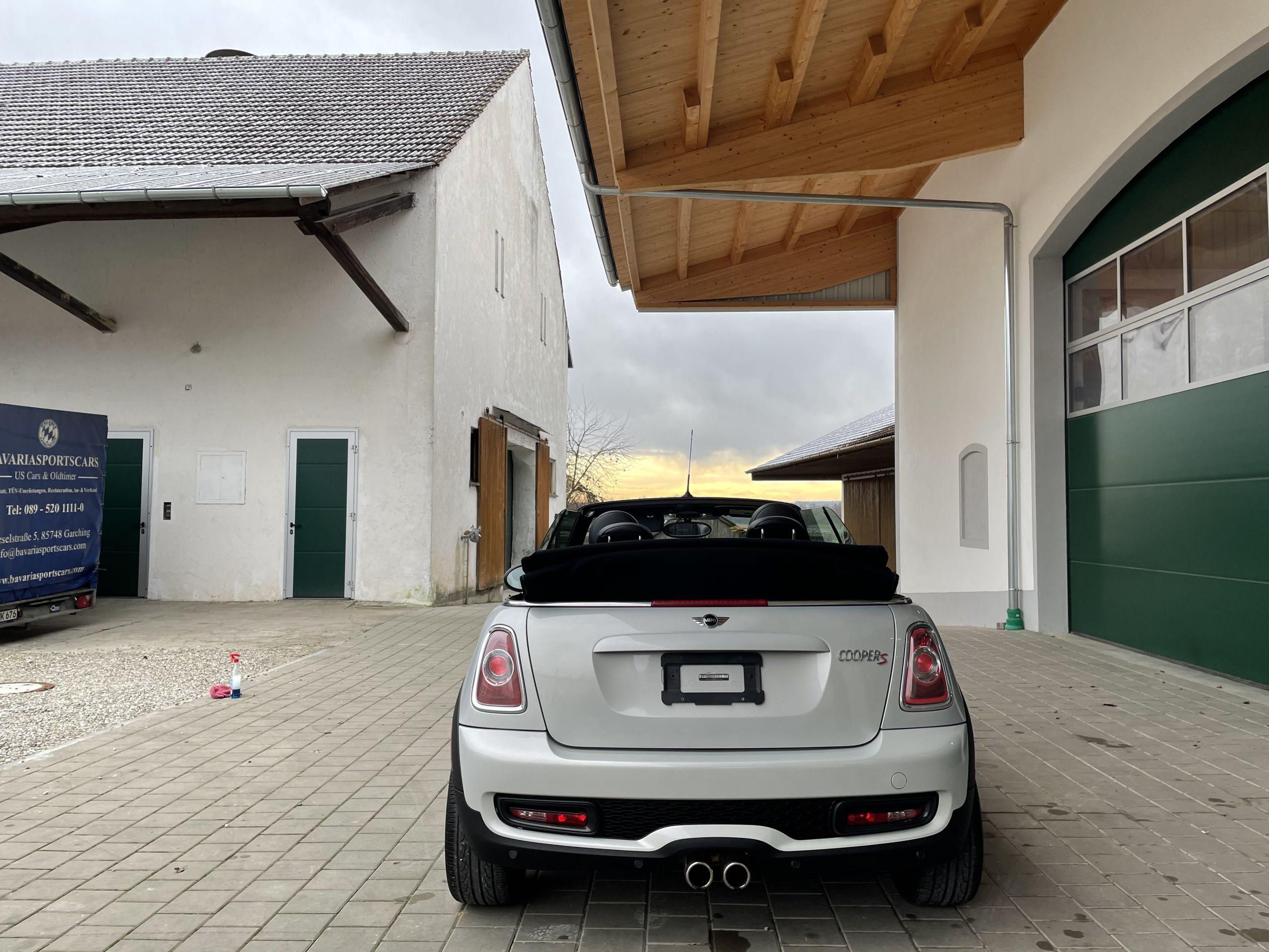 Mini Cabrio gebraucht günstig kaufen