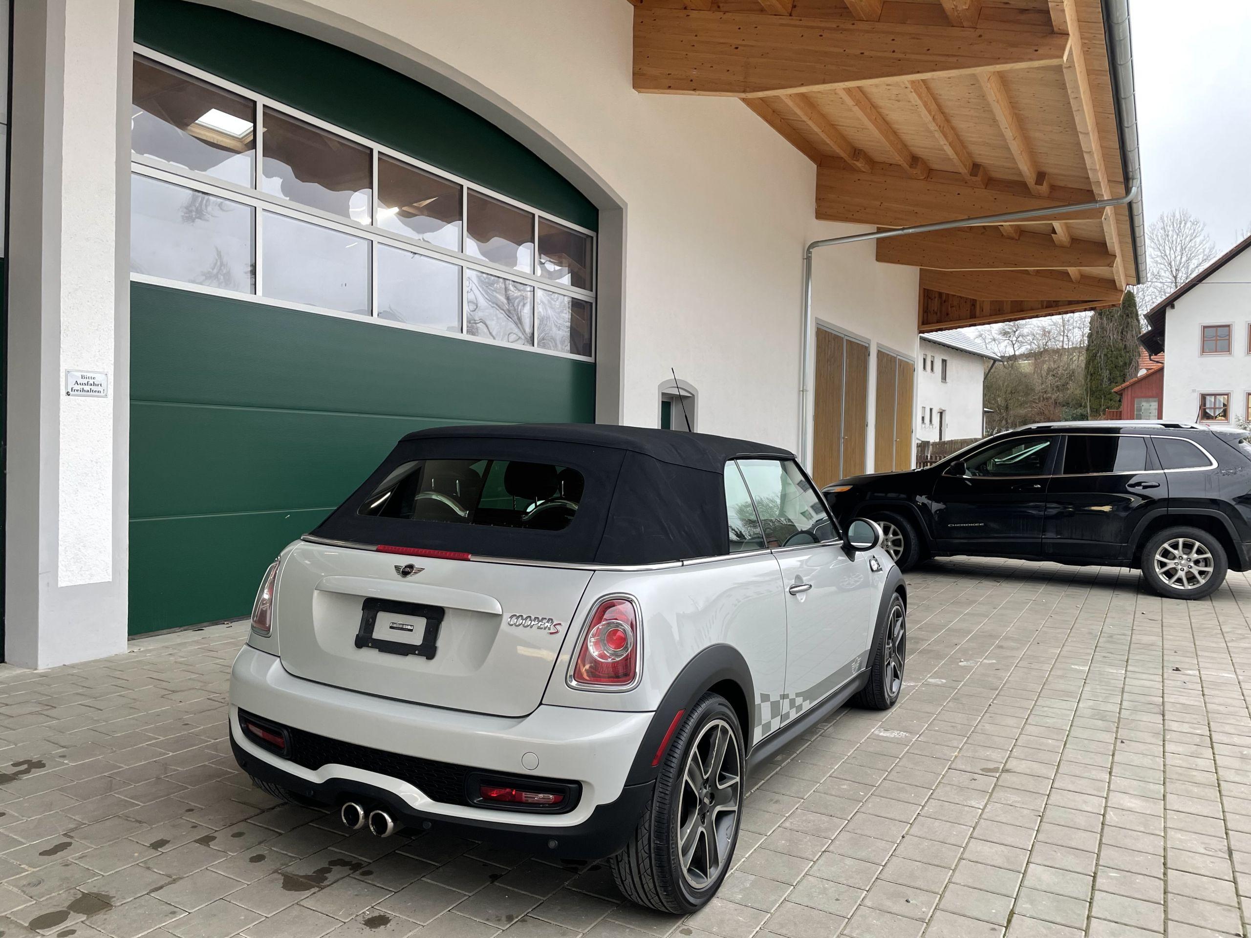 mini cooper s cabrio gebraucht kaufen deutschland