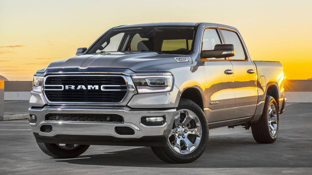 2019 RAM 1500 Big Horn Import US Cars München