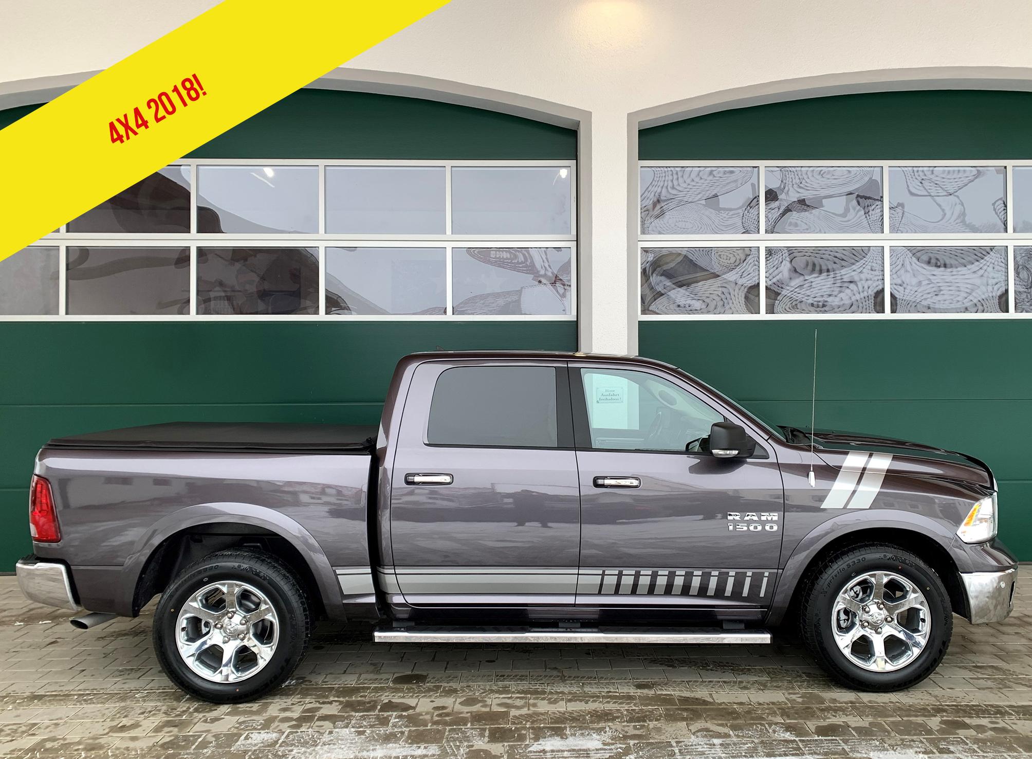 Dodge RAM 1500 Big Horn SLT 4x4 Leder 3,6 Crew zu verkaufen