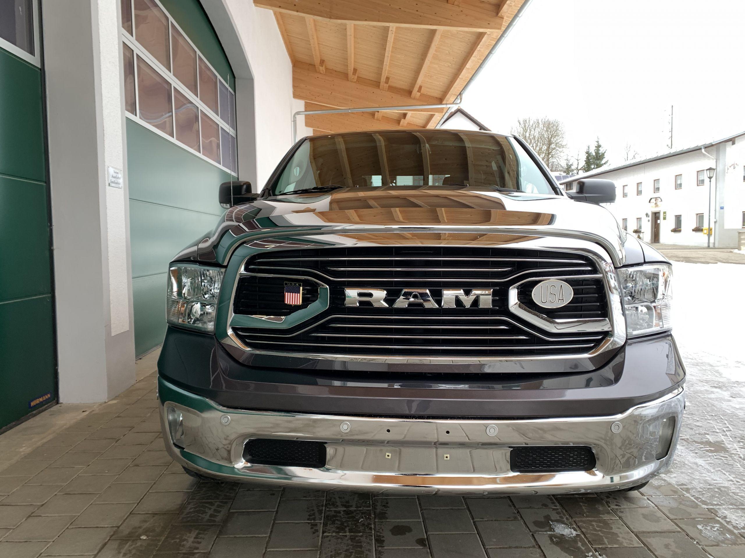 Dodge RAM 1500 Big Horn facelift zu verkaufen Deutschland