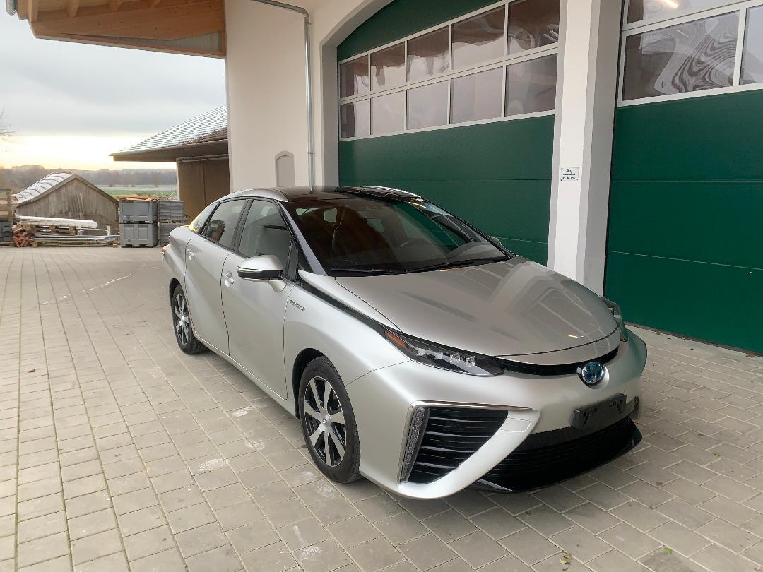 wasserstoff auto kaufen deutschland