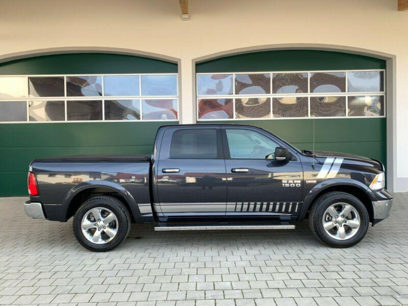 Grau Dodge Ram 1500 zu Verkaufen