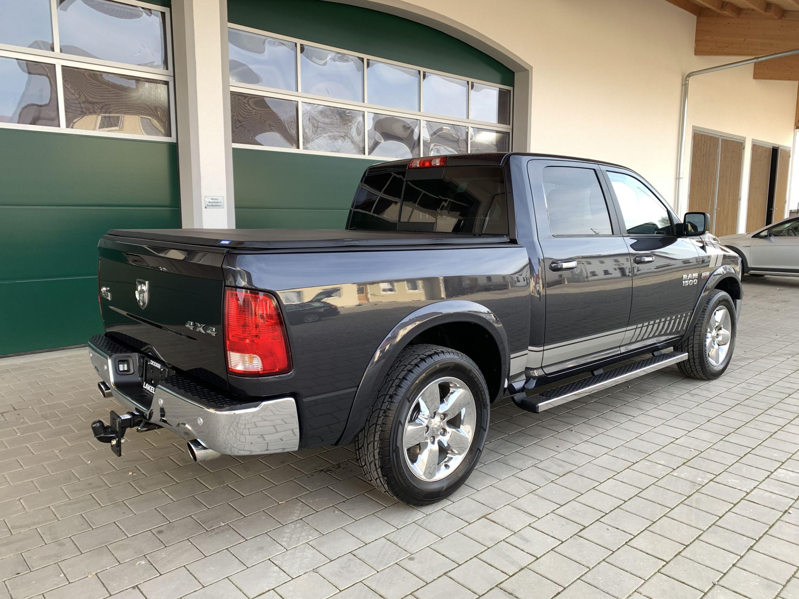 Dodge Ram 1500 Crew Cab SLT BIG HORN zu Verkaufen Schweiz