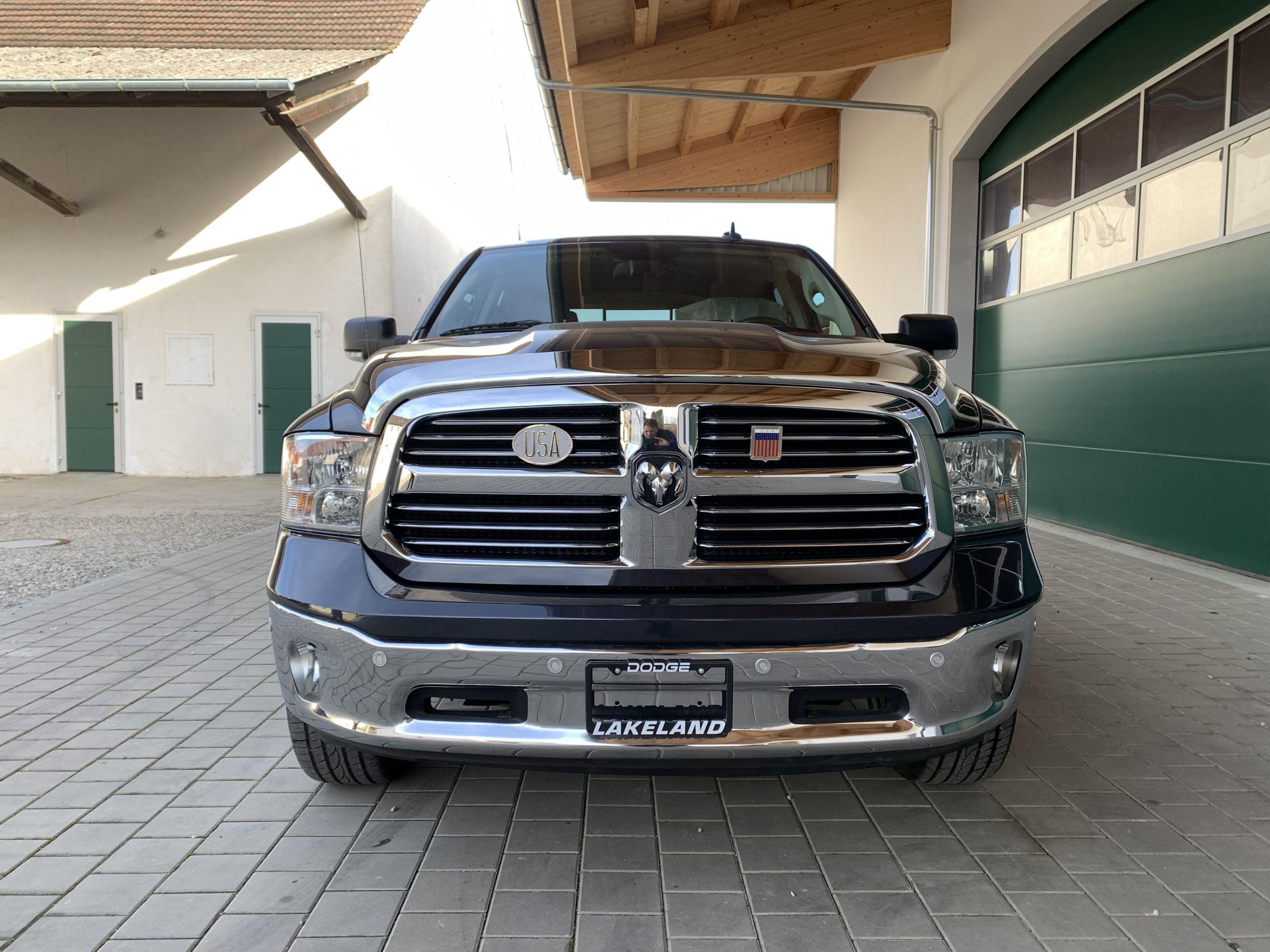 Dodge Ram 1500 SLT BIG HORN zu Verkaufen Osterreich
