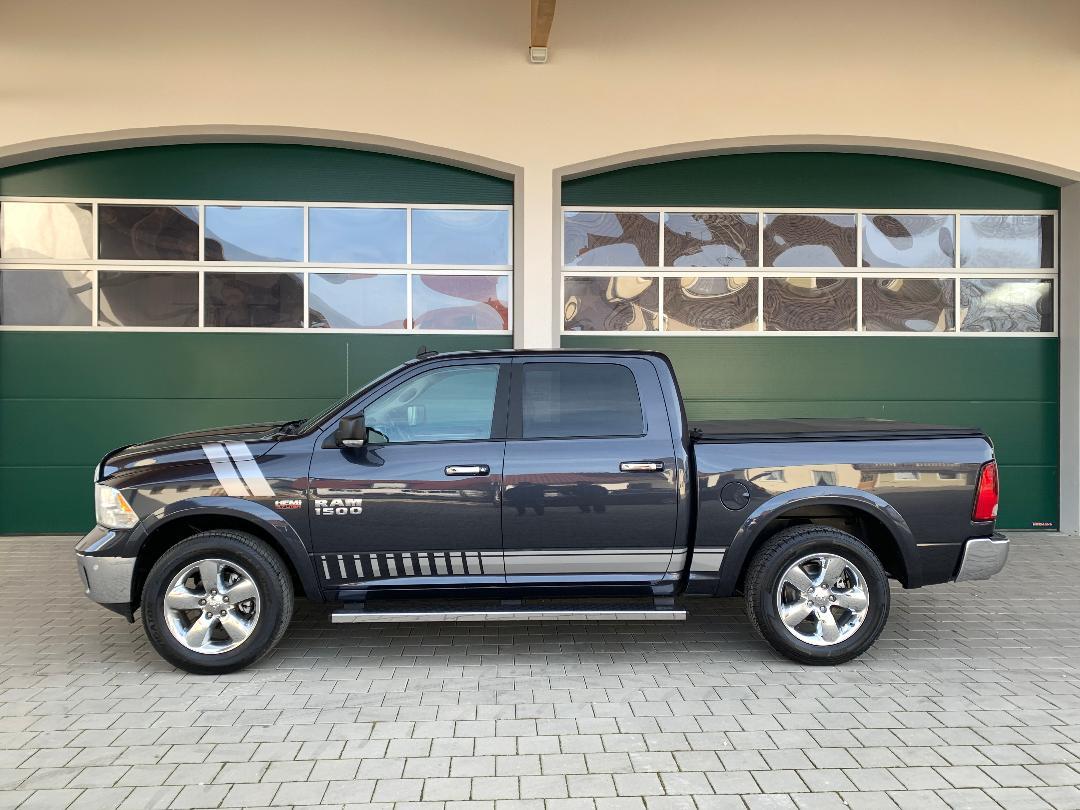 Dodge Ram 1500 Crew Cab SLT BIG HORN zu Kaufen deutschland