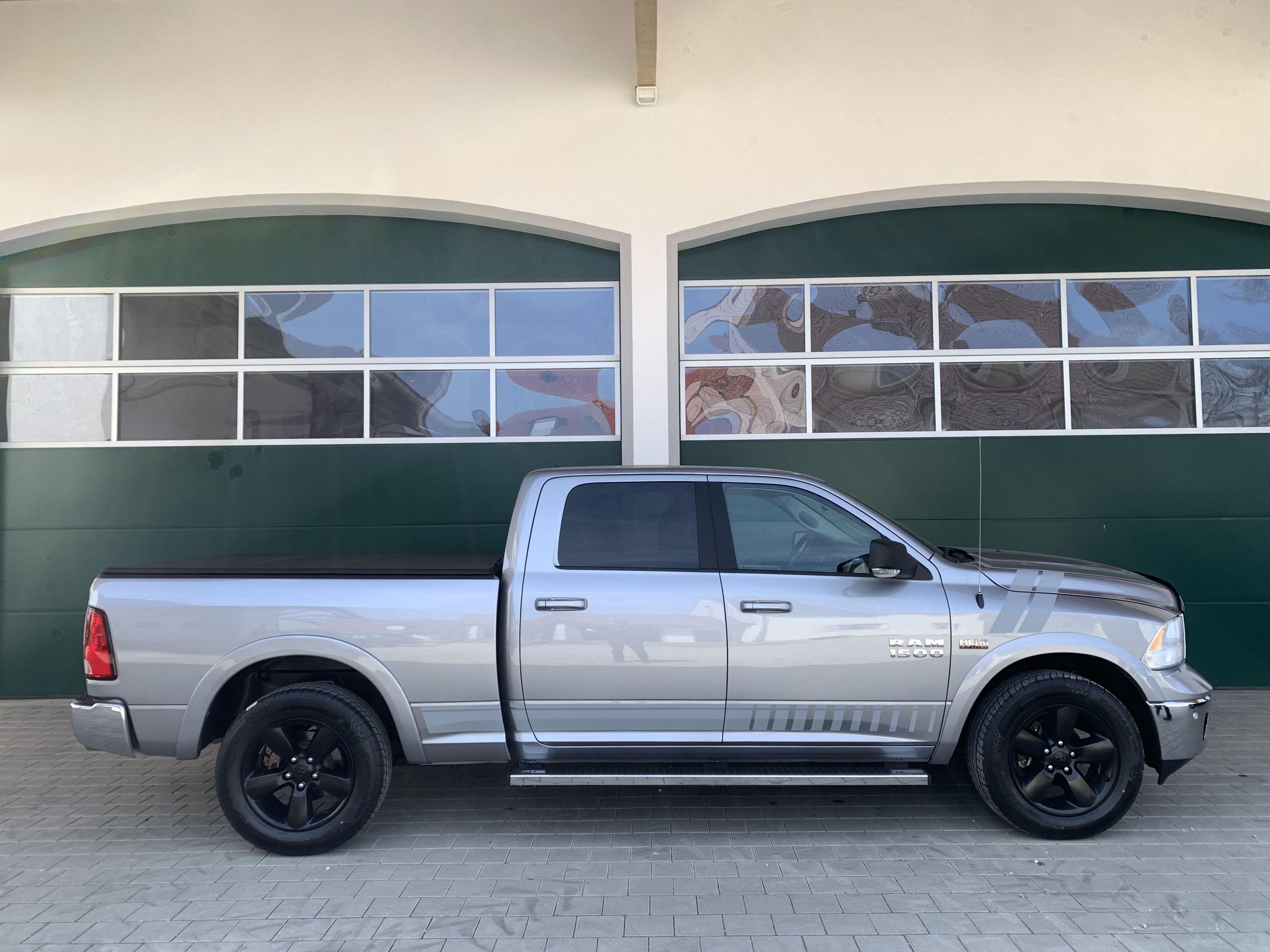2019 Silber Dodge Ram SLT 1500 zu Verkaufen Osterreich