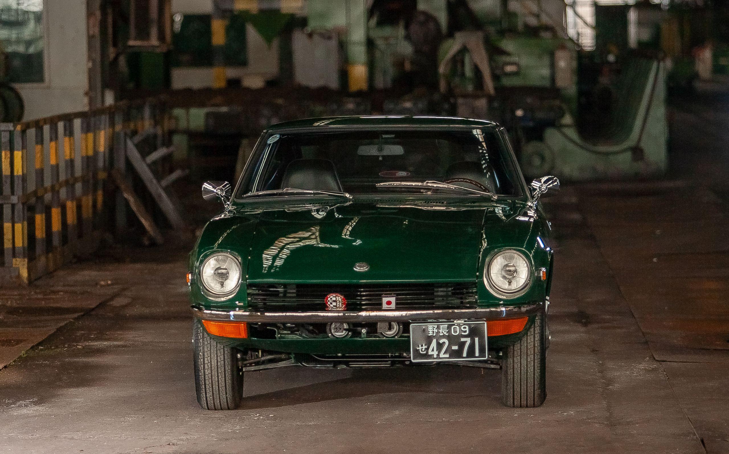 Vollständig restauriert Datsun 240z zu verkaufen