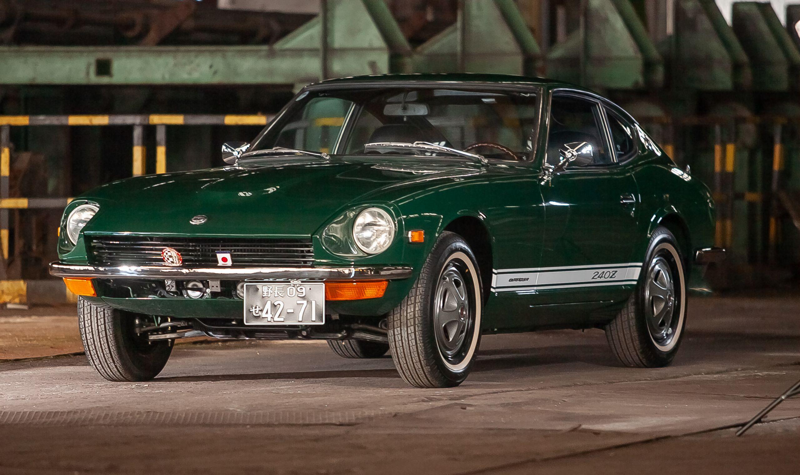 1972 Datsun 240z zu verkaufen Deutschland