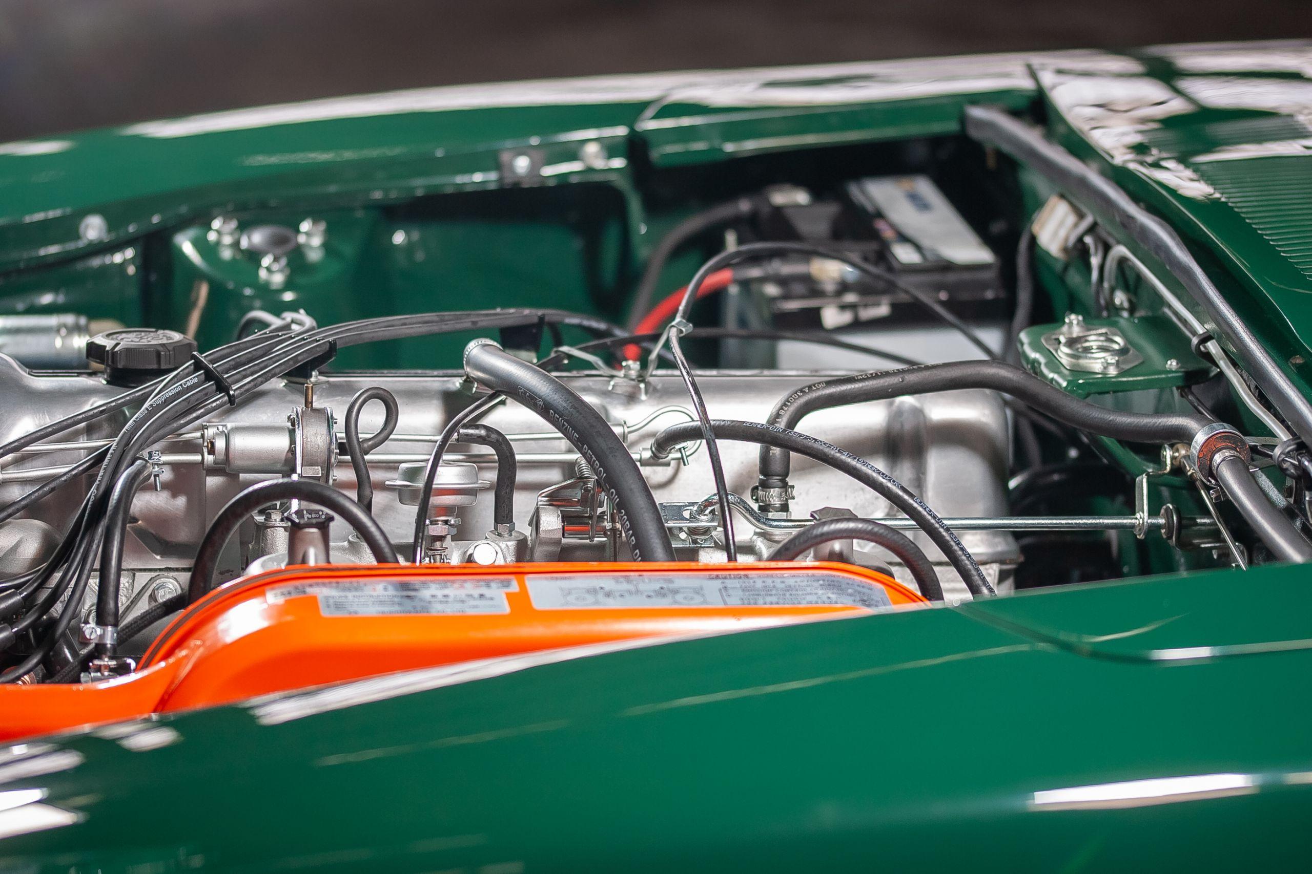 Restaurierter L24 Motor eines datsun 240z zu verkaufen