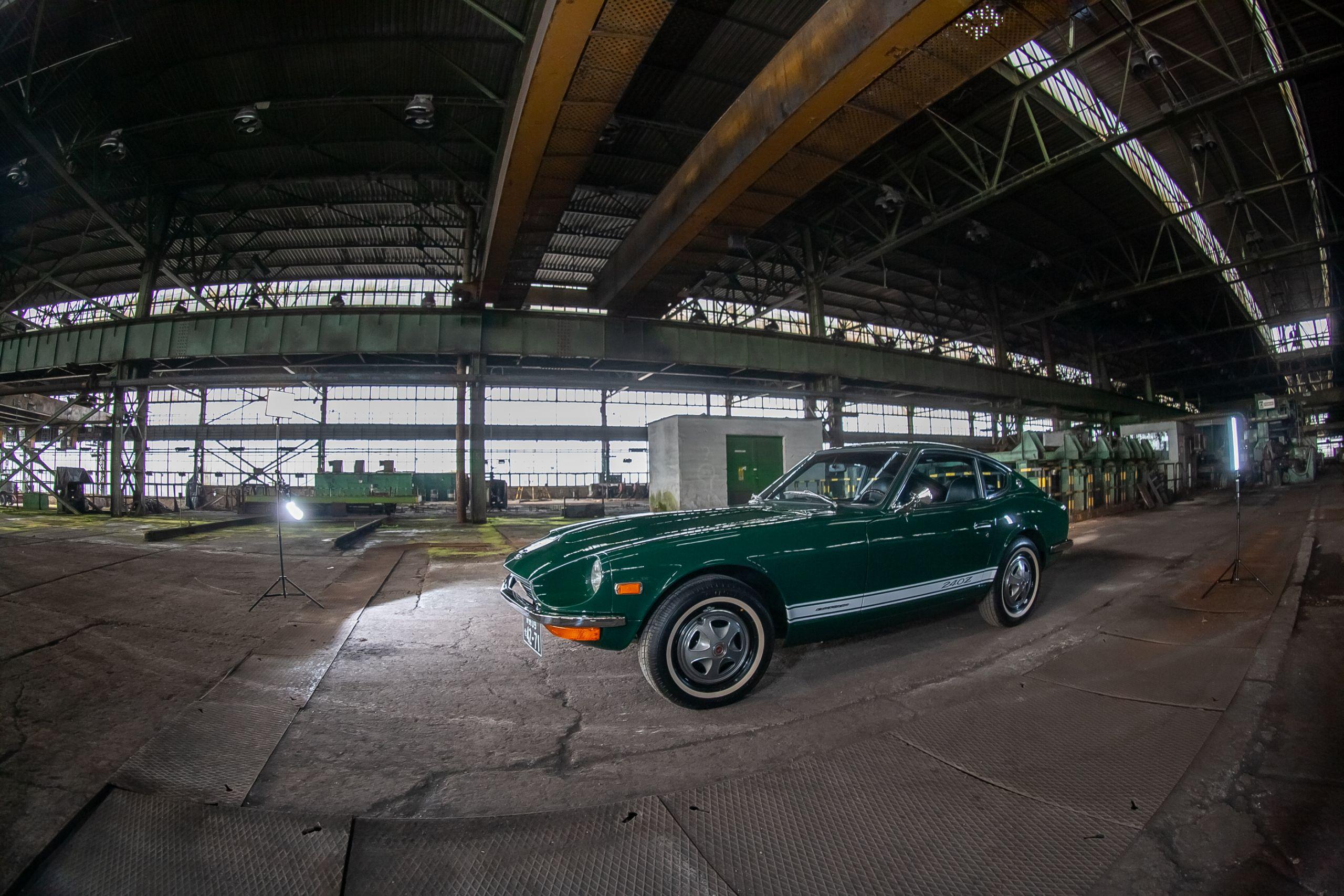 Original Datsun 240z for sale