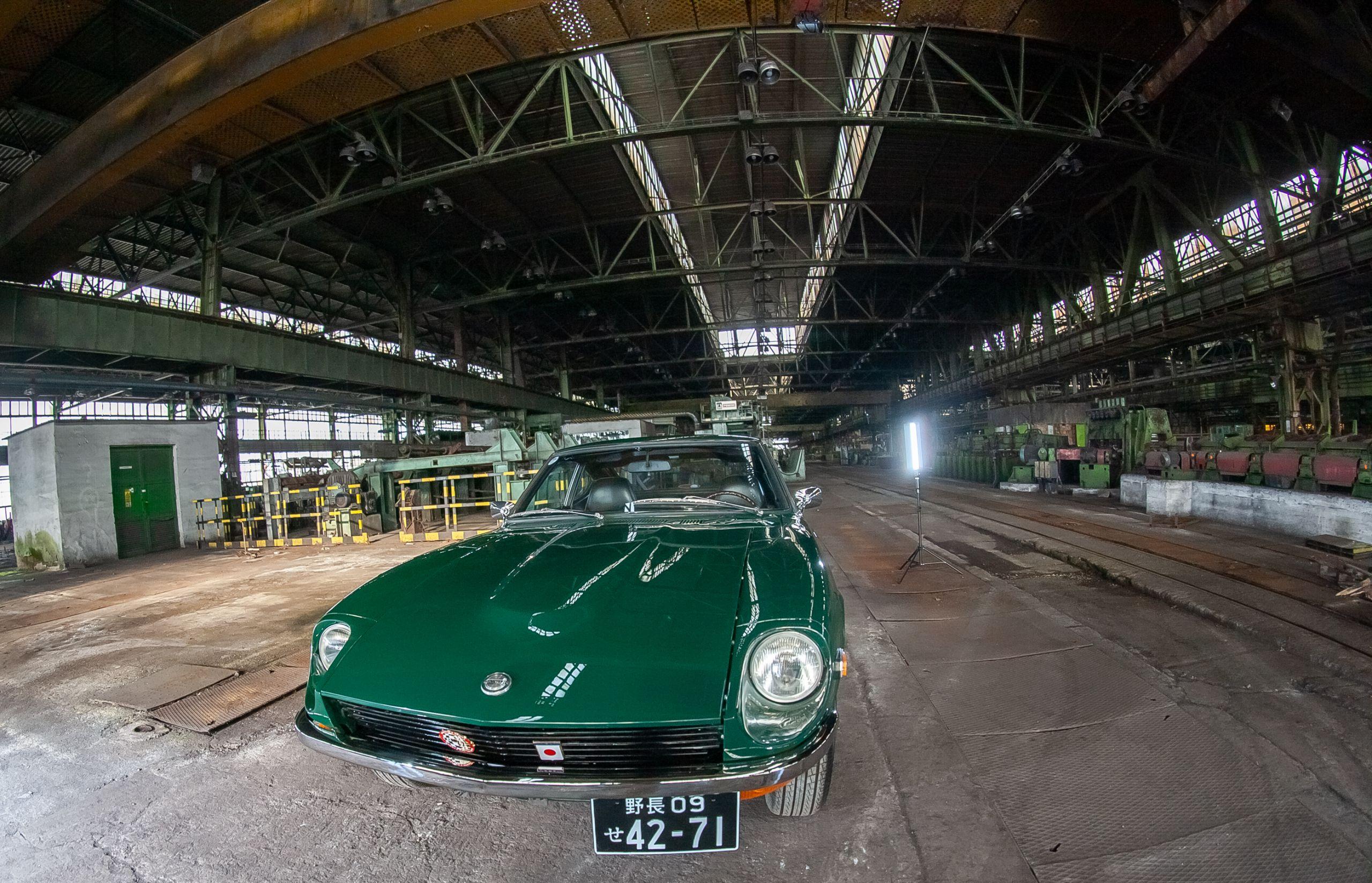 1972 Datsun 240z zu verkaufen