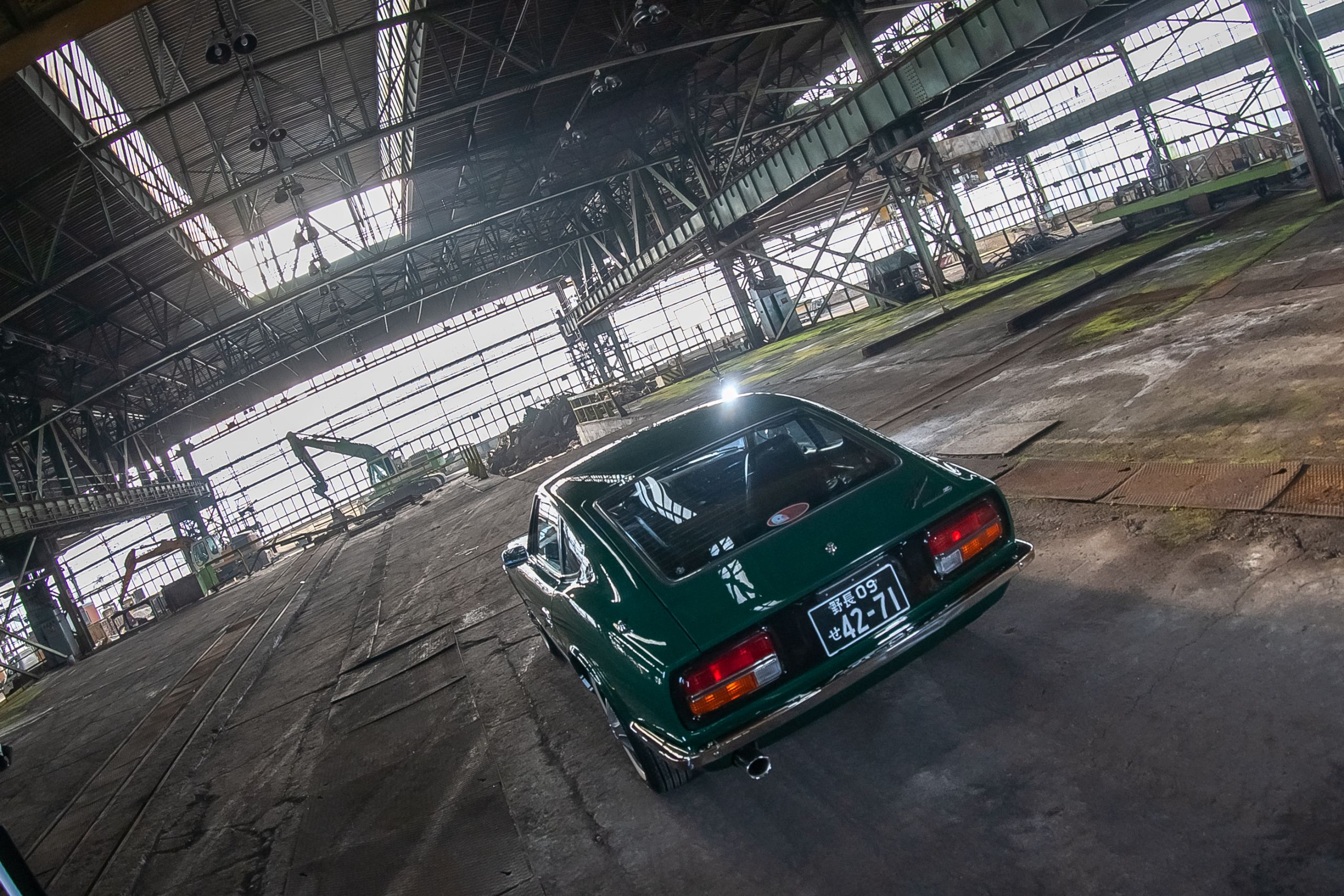 1972 Datsun 240z Niedriger Kilometerstand zu verkaufen