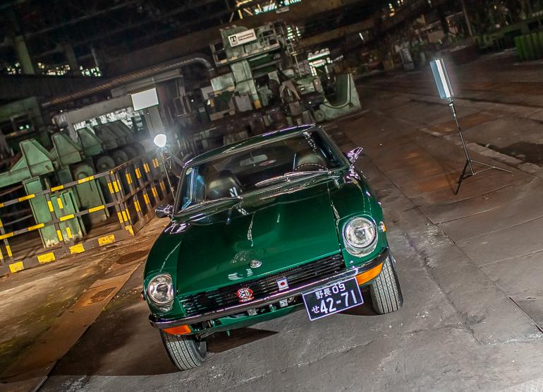 1972 Nissan Datsun 240 zu verkaufen