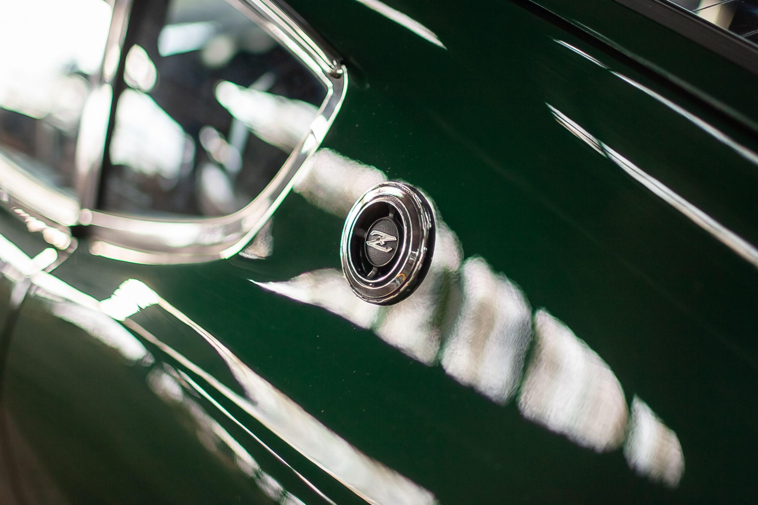 grün Datsun 240z zu verkaufen
