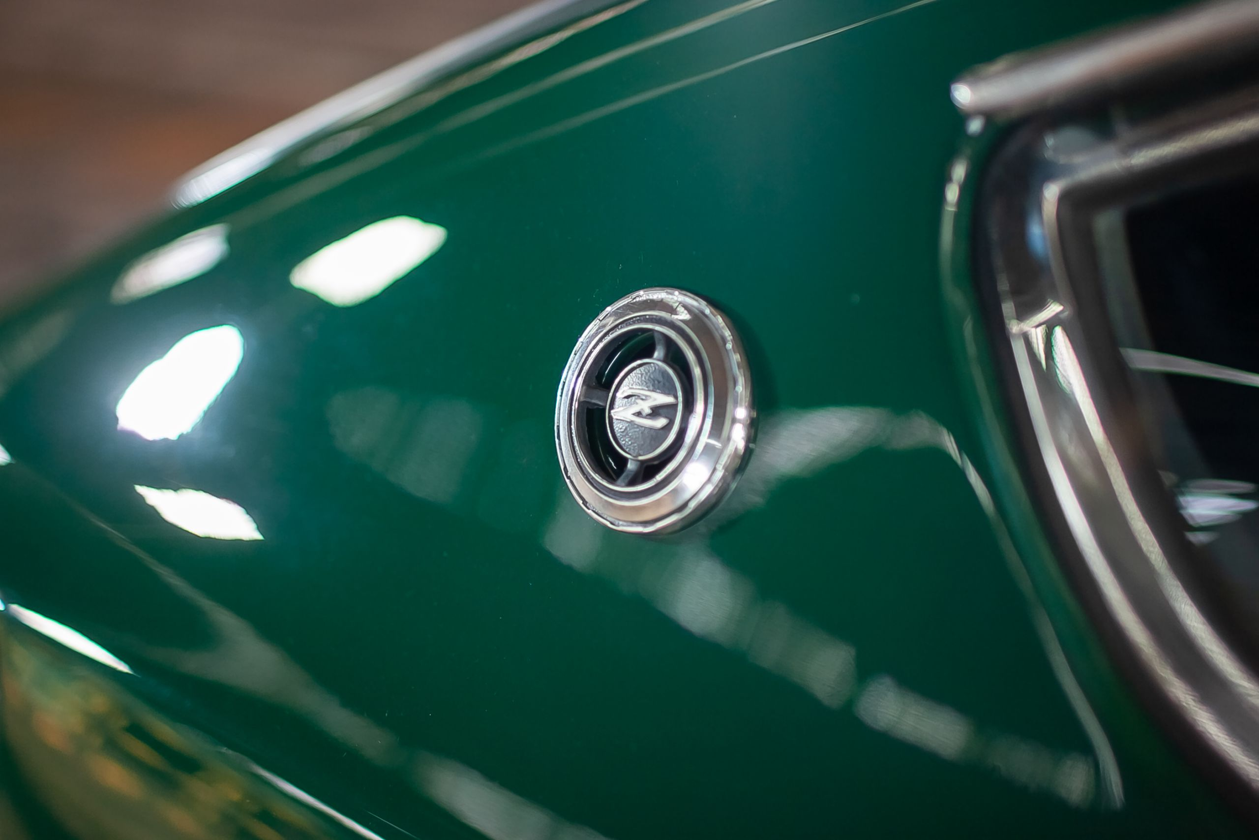 grün Nissan Datsun 240z zu verkaufen