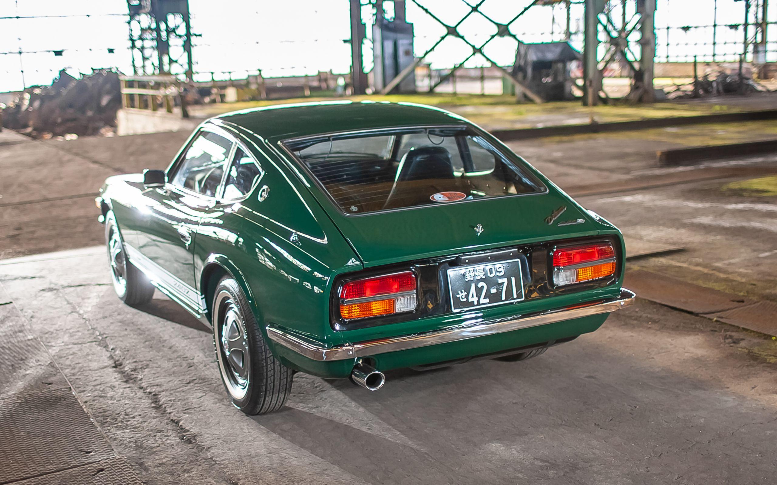 Series 1 Datsun 240z zu verkaufen