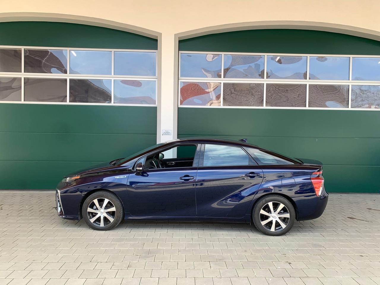 Toyota mirai wasserstoff auto zu Kaufen Osterreich