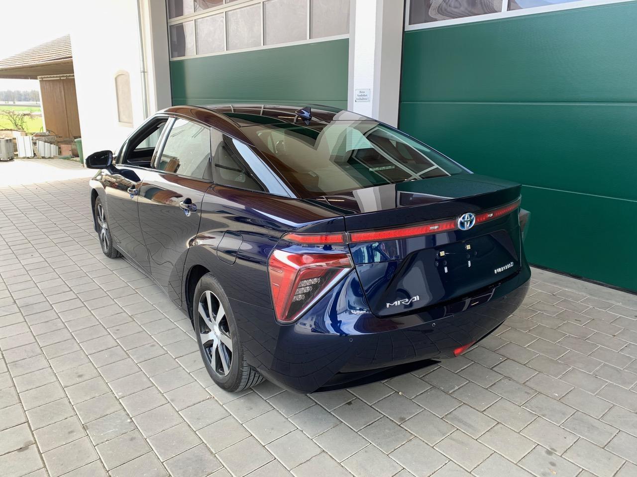 Toyota mirai wasserstoff auto zu Kaufen deutschland