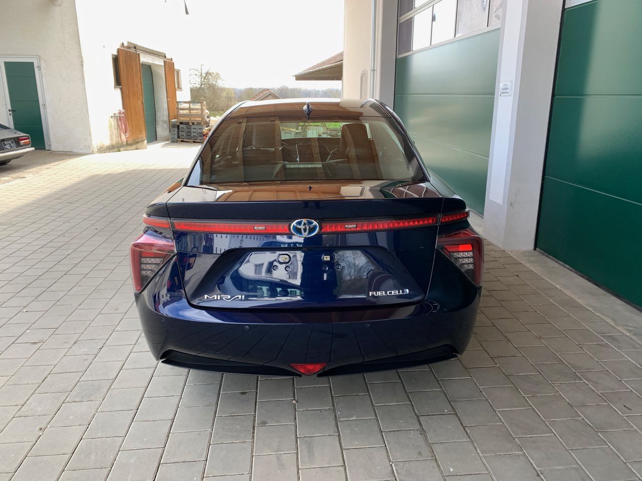 Toyota mirai wasserstoff auto zu Kaufen